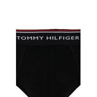 Slipy 3 Pack Stretch Tommy Hilfiger czarny