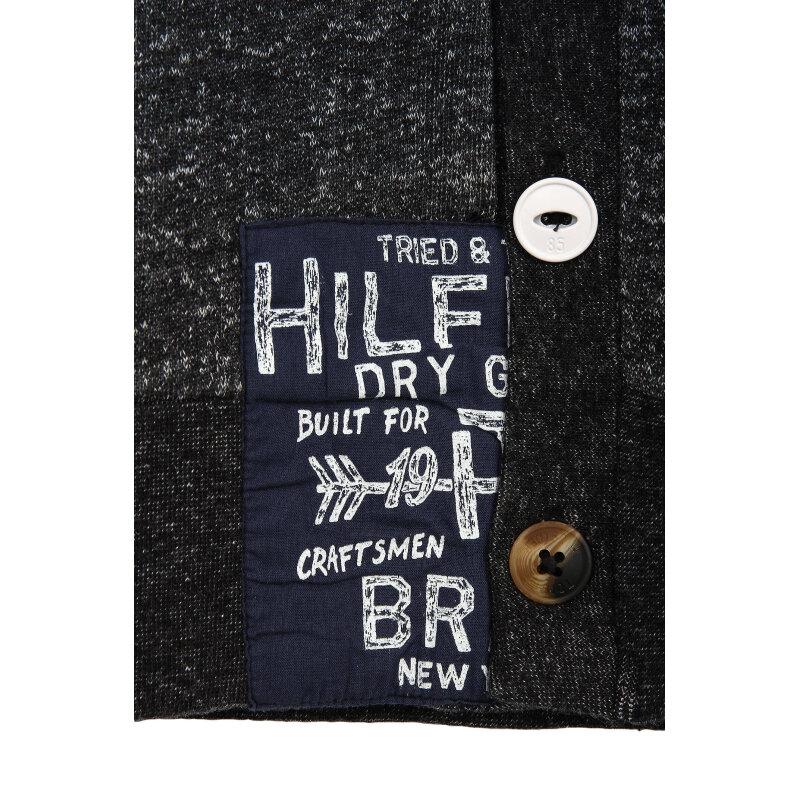 Bluza Dip Tommy Hilfiger granatowy