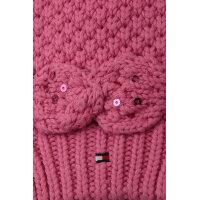 Szal Girls Hilfiger Mini Tommy Hilfiger różowy