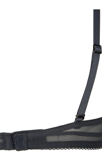 Push Up Bra Calvin Klein Underwear charcoal