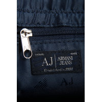 Clutch Armani Jeans navy blue