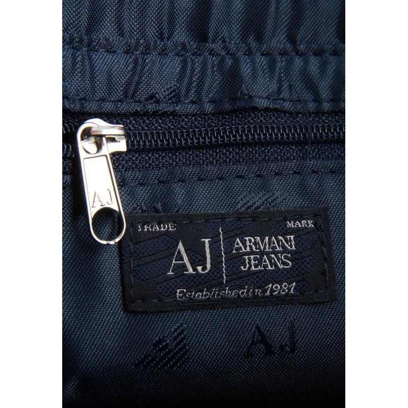 Clutch Armani Jeans navy blue