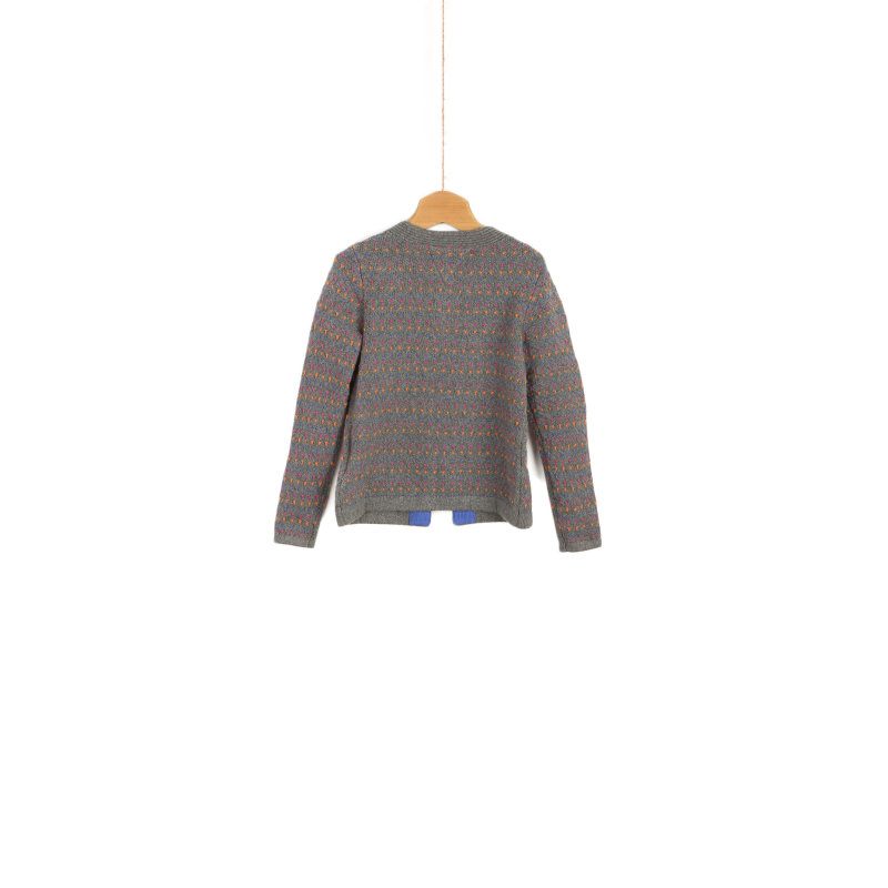 Brids Cardigan Tommy Hilfiger gray