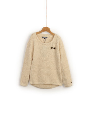 Tommy Hilfiger Sweter Boucle