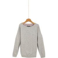 Soft Sweater Tommy Hilfiger ash gray