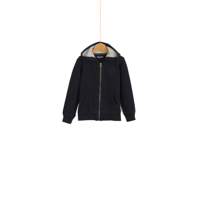 City Sweatshirt Tommy Hilfiger navy blue