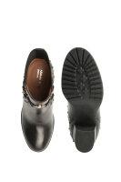 Botki Armani Jeans czarny