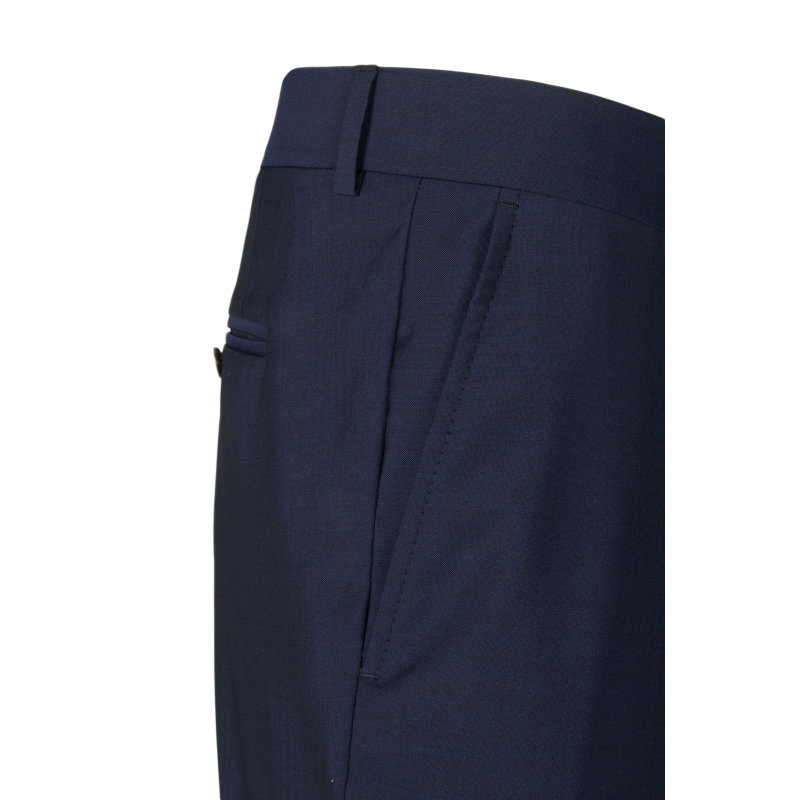 Rhames Pants Tommy Hilfiger Tailored navy blue