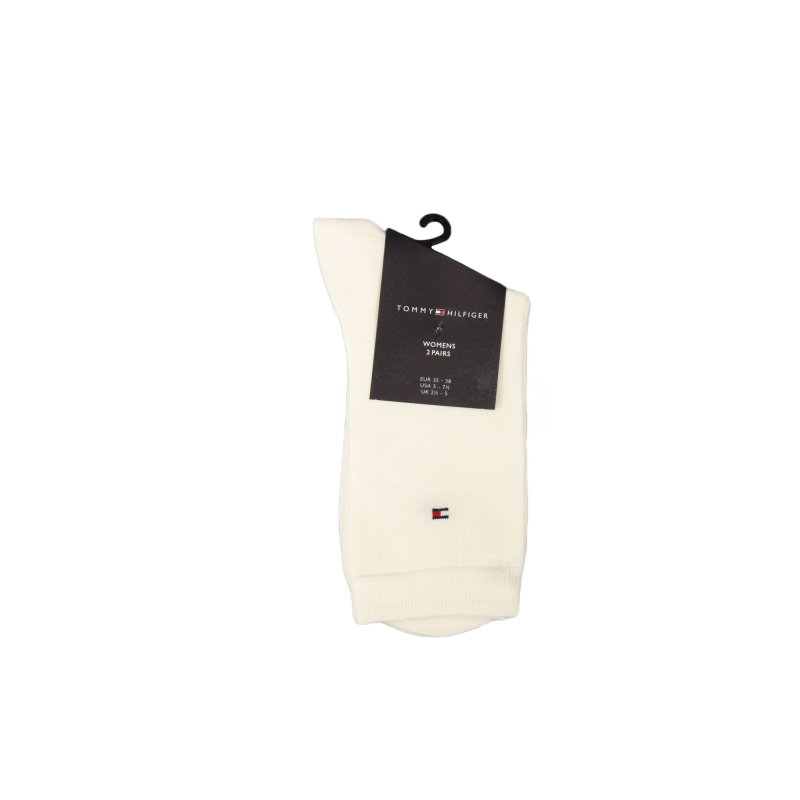 2 Pack Socks Tommy Hilfiger cream