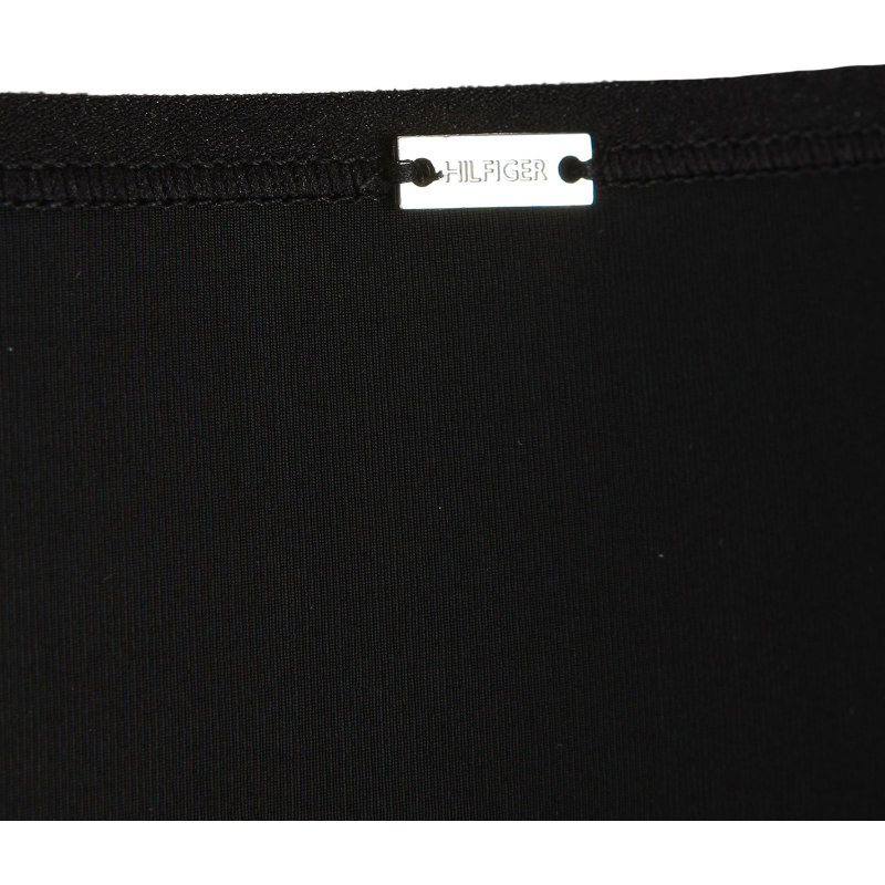 microfiber shorty Invisible Tommy Hilfiger black