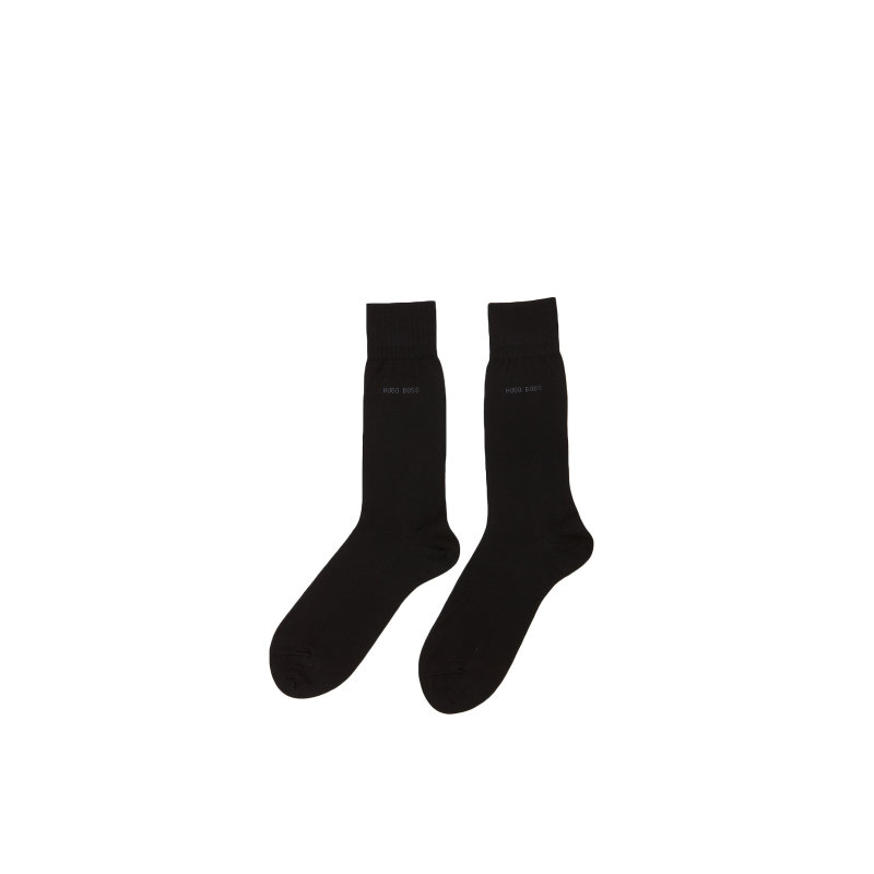 George Bs Uni Socks Boss black