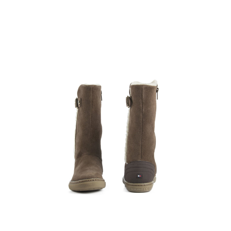 Harriet 18 W Boots Tommy Hilfiger brown
