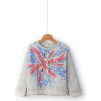 Bluza Selena Pepe Jeans London popielaty