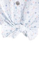Koszula Ditsy Pepe Jeans London błękitny