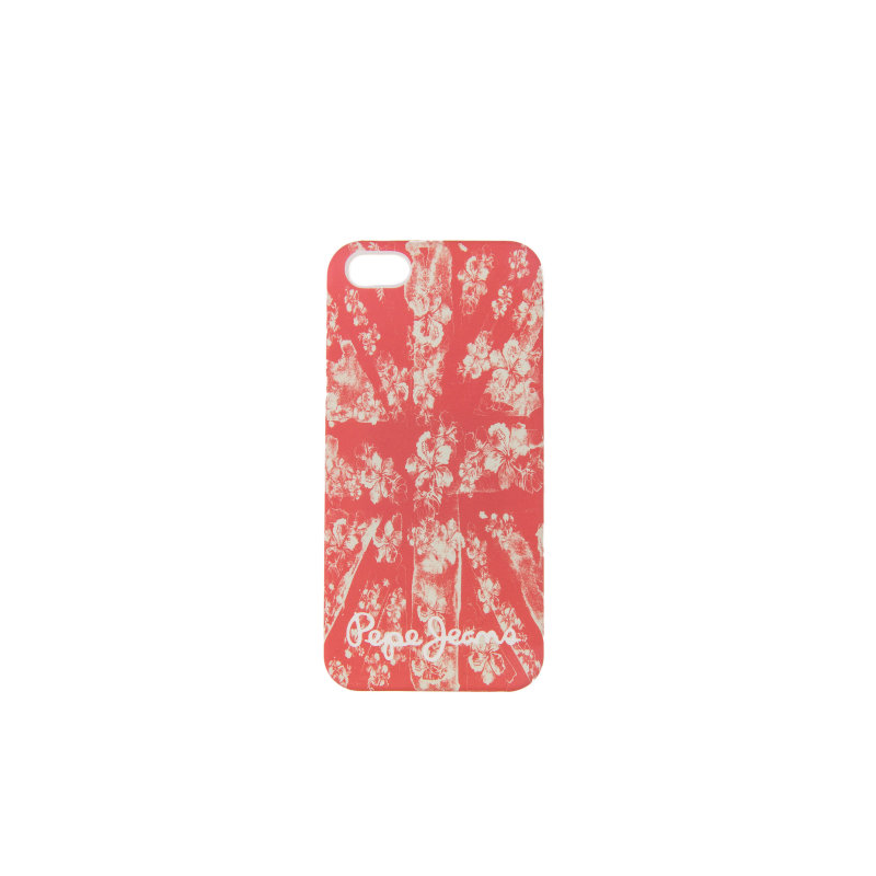 Etui Na Iphone 5&5S Malibu Pepe Jeans London czerwony