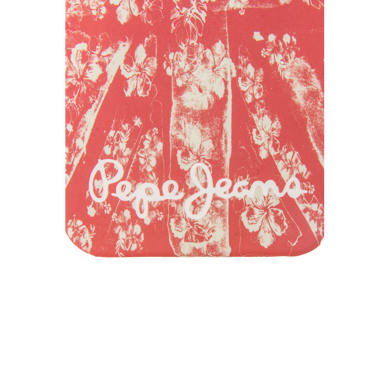 5&5S iphone case Pepe Jeans London red