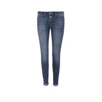 Dwustronne Jeansy Bottom Up Liu Jo Jeans niebieski