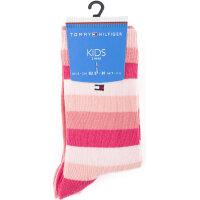 2 Pack Socks Tommy Hilfiger pink