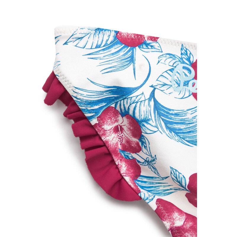 Strój kąpielowy Pepe Jeans London czerwony