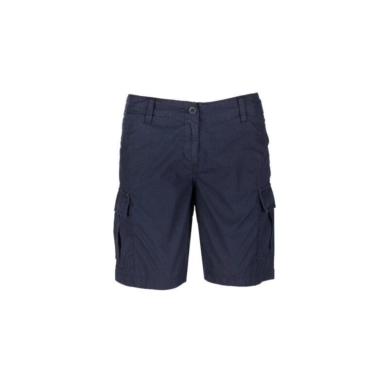 Cargo Nartes A Shorts Napapijri navy blue