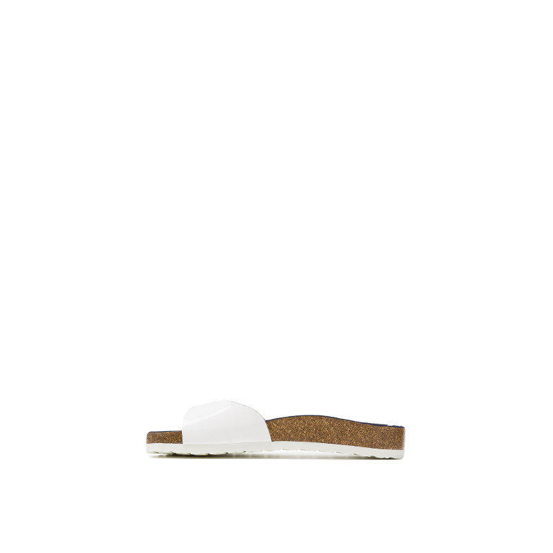 Bio Basic Slides Pepe Jeans London white