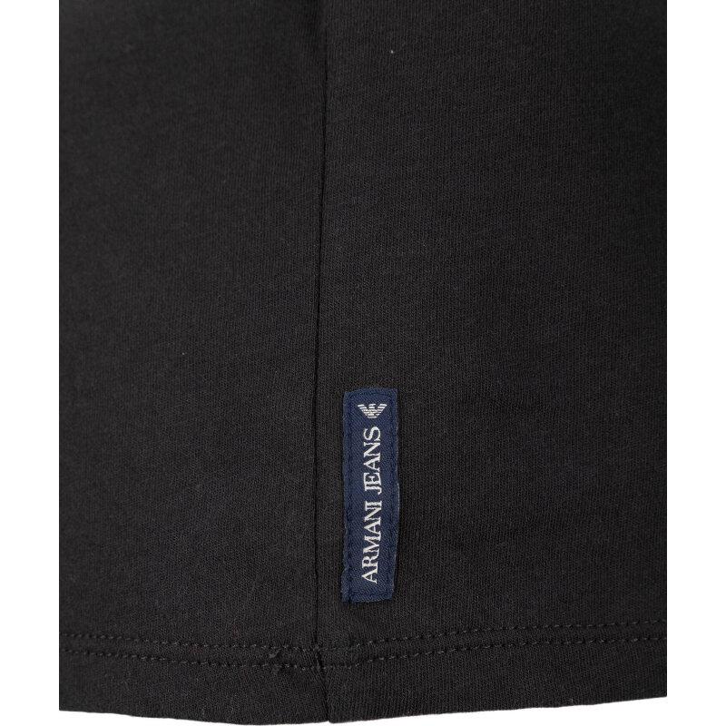 T-shirt/Podkoszulek 2 Pack Armani Jeans czarny