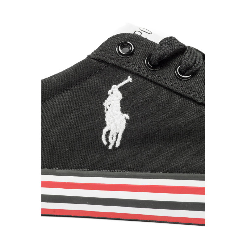 Harvey-Ne Sneakers Polo Ralph Lauren black