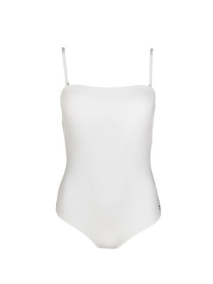 Emporio Armani Padded Band Swimsuit