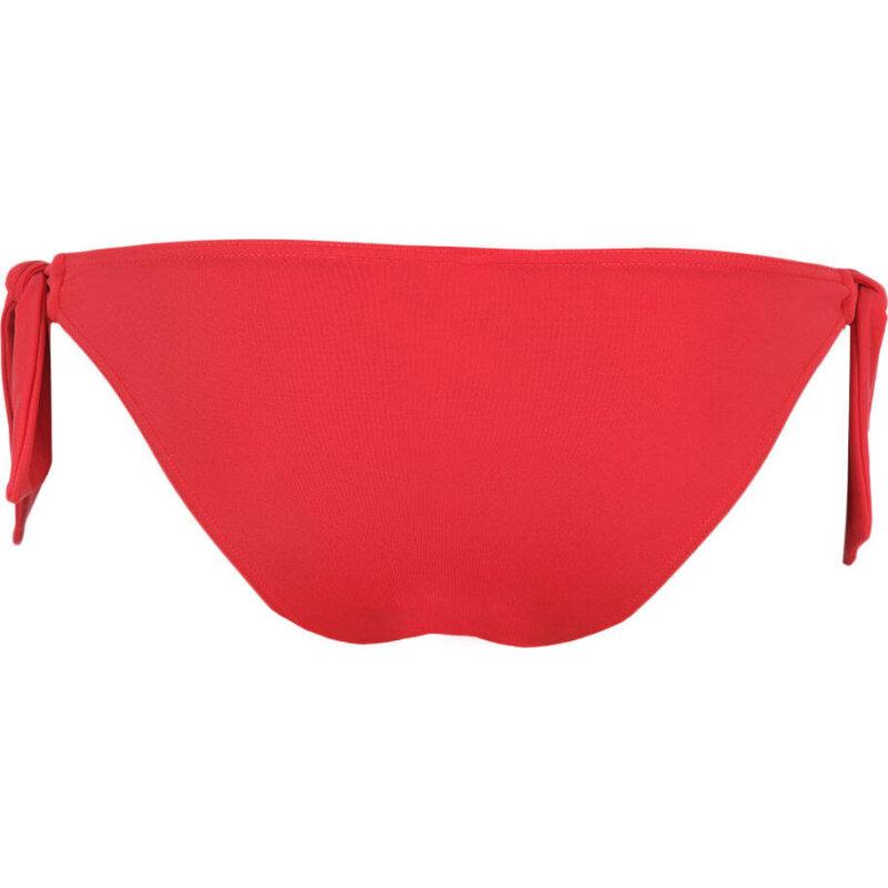 Dół Od Bikini Emporio Armani czerwony