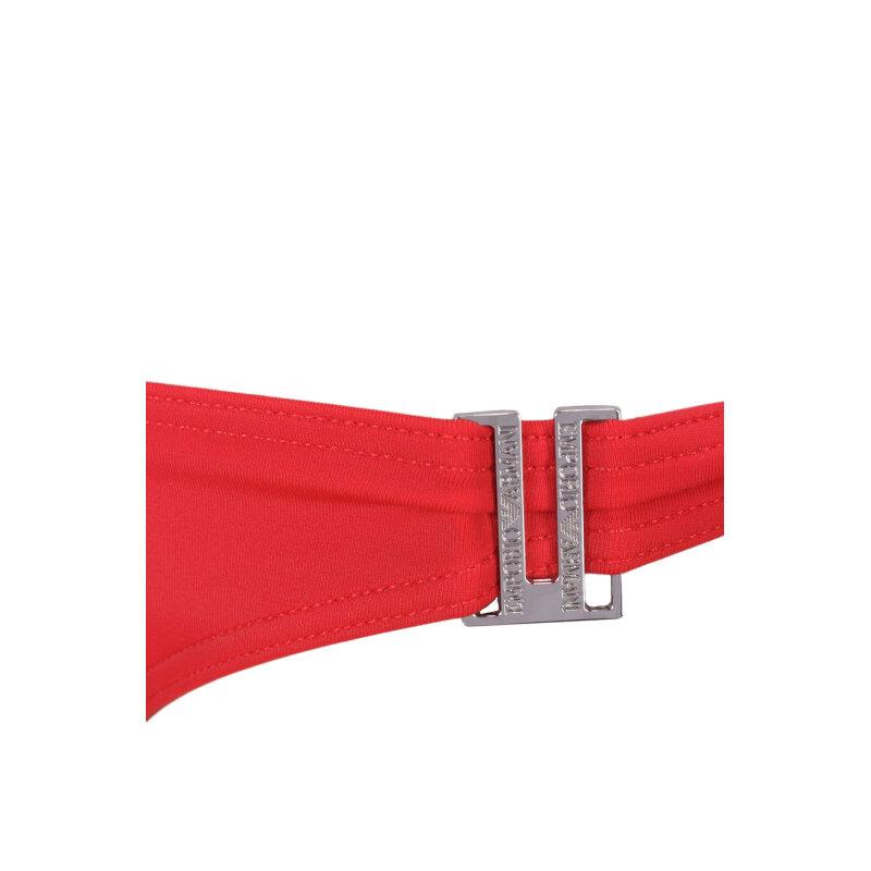 Bikini Bottoms Emporio Armani red