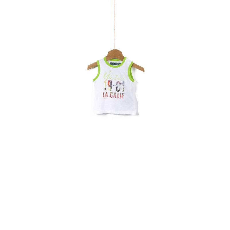 Spodenki + T-shirt Guess biały