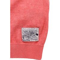 Sweter Pablo Pepe Jeans London koralowy