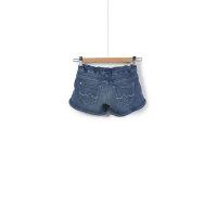 Spodenki Shella Pepe Jeans London niebieski