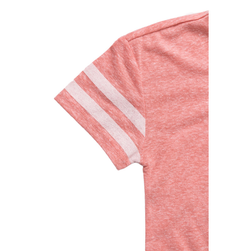 T-shirt Bibi Tommy Hilfiger brzoskwiniowy
