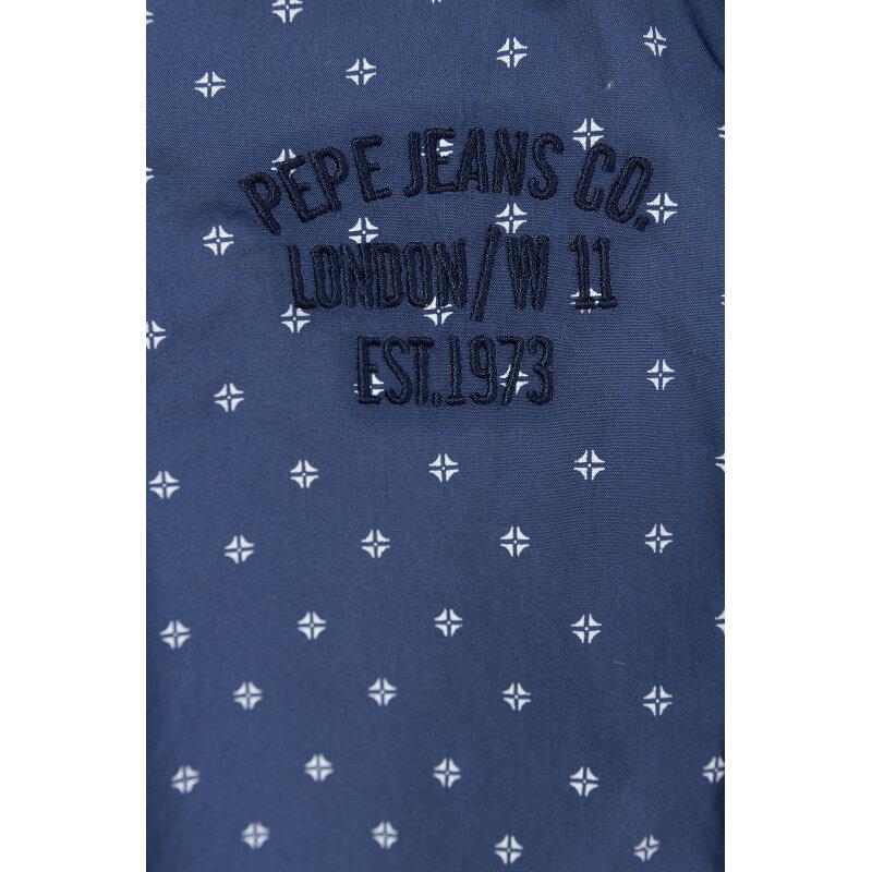 Koszula Cathal Pepe Jeans London niebieski