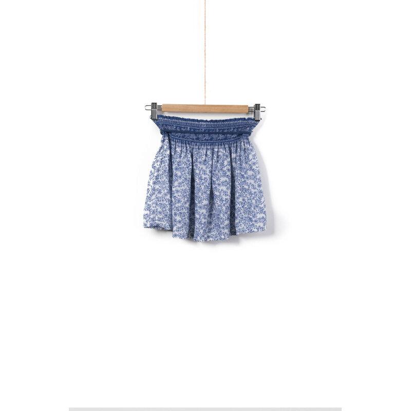 Spódnica Berta Pepe Jeans London niebieski