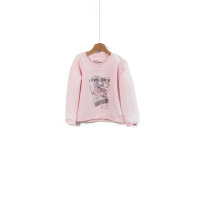 Bluza Queen Pepe Jeans London różowy
