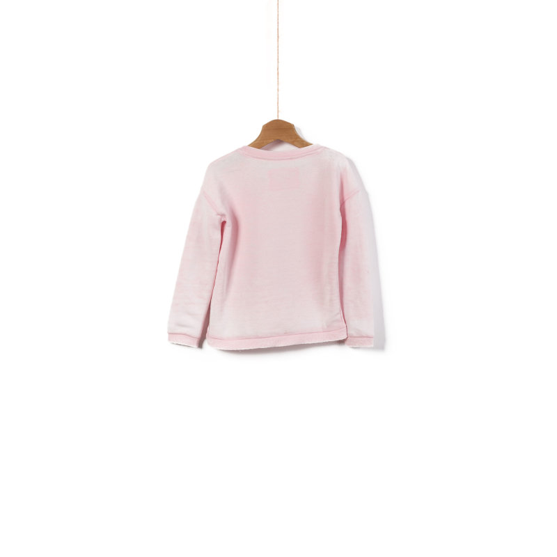 Queen Sweatshirt Pepe Jeans London pink