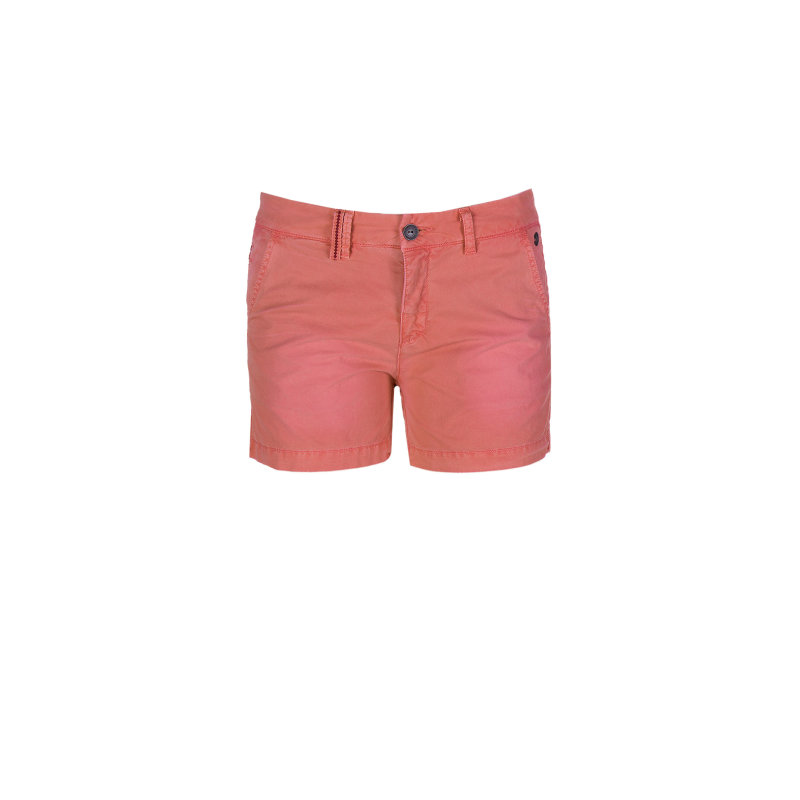 Szorty Grover Pepe Jeans London czerwony