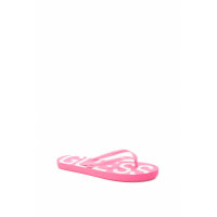Logo Flip flops Guess pink