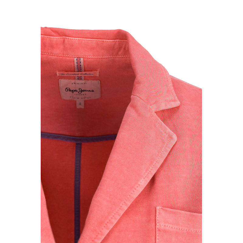 Kat Blazer Pepe Jeans London raspberry pink