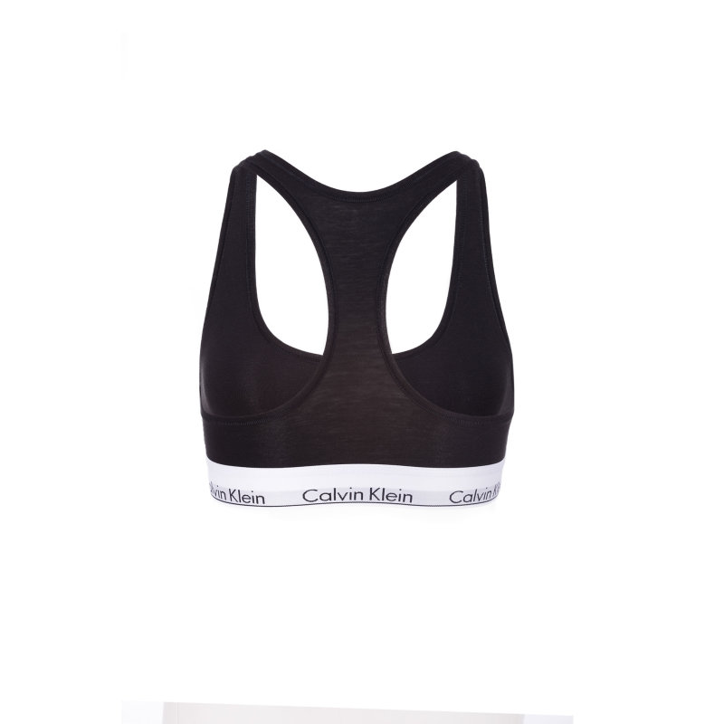 Biustonosz/Bralette Calvin Klein Underwear czarny