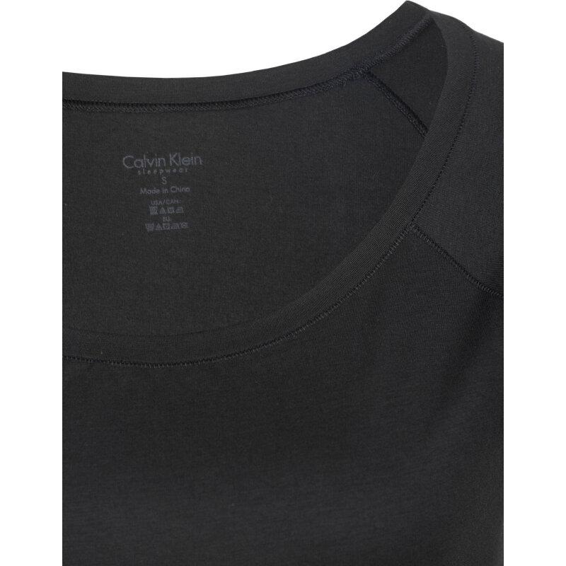 T-shirt Calvin Klein Underwear czarny