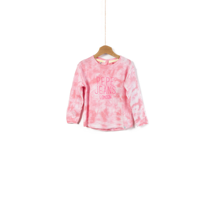 Sweter Prudence Kids Pepe Jeans London różowy