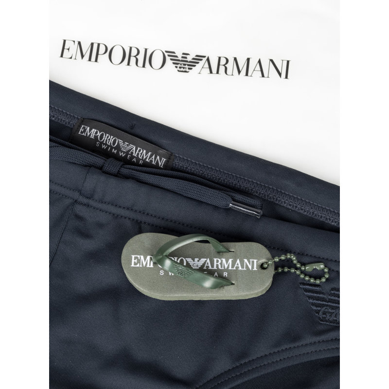 Swimming briefs Emporio Armani navy blue