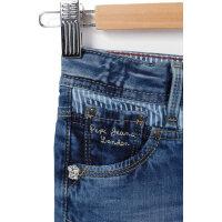 Spódnica Deborah Pepe Jeans London niebieski