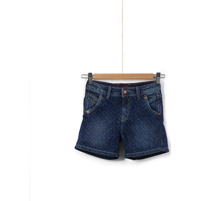 Spodenki Jeansowe Silvia Pepe Jeans London granatowy