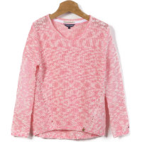 Sweter Lindsey Tommy Hilfiger różowy