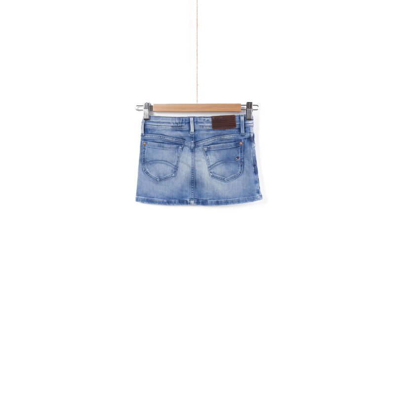 Noami Skirt Tommy Hilfiger blue