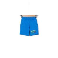 Spodenki Dresowe Guess niebieski